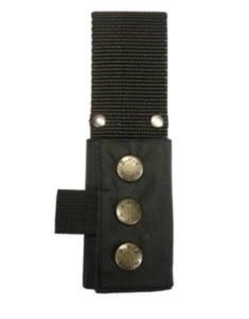 SPE Wapenstok houder Cordura voor korte en lange gummiknuppel