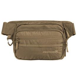 Pentagon K17066 Pentagon Runner Concealment Pouch 06 Olive