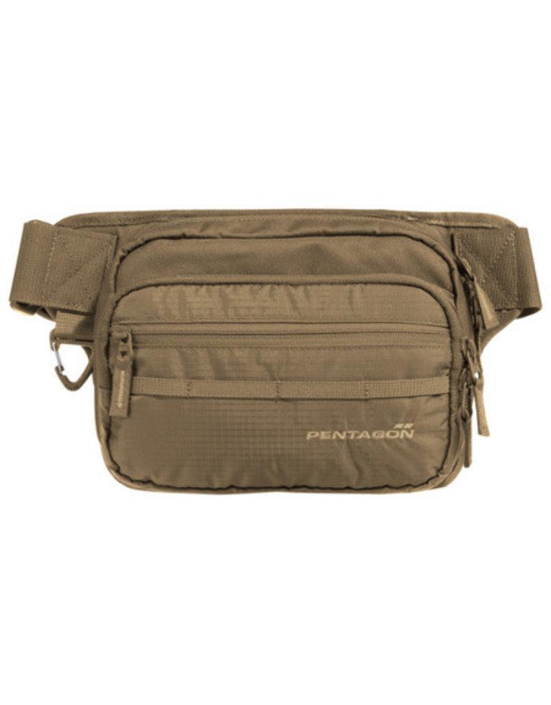 Pentagon K17066 Pentagon Runner Concealment Pouch 03 Coyote
