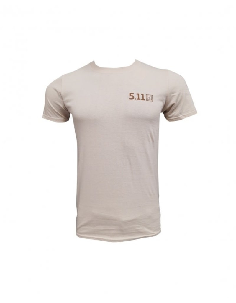 5.11 Tactical 41280ADJ 5.11 At All Cost SS Tee