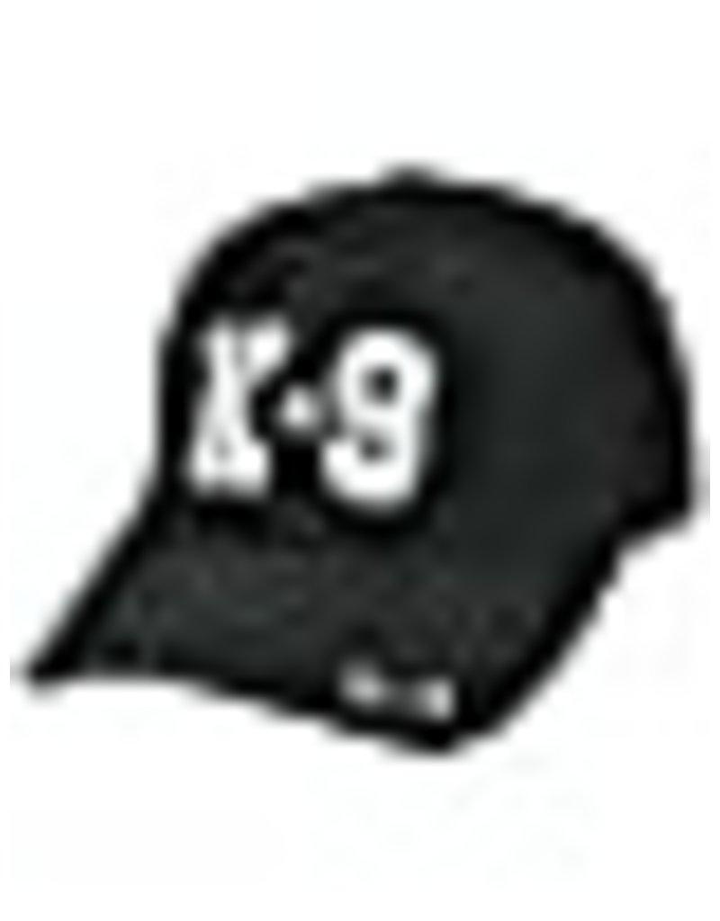 Tactical K9  Basebal Cap 019 Black