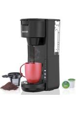 Wirsh Wirsh 2 in 1 Single Serve Coffee Maker