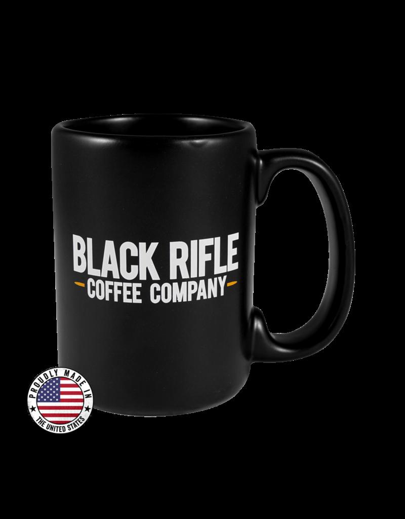 Black Rifle Coffee Black Rifle Coffee Veteran Roasted Ceramic Mug