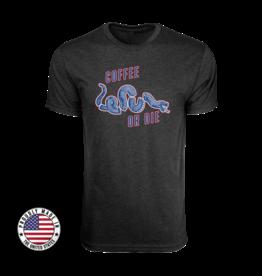 Black Rifle Coffee Black Rifle Coffee, Coffee or Die Modern T Shirt