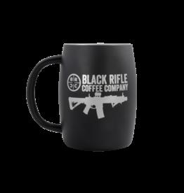 Black Rifle Coffee Black Rifle Coffee, Classic Mug Stainless Black 16oz