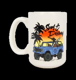 Black Rifle Coffee Black Rifle Coffee, Surf and Destroy Mug