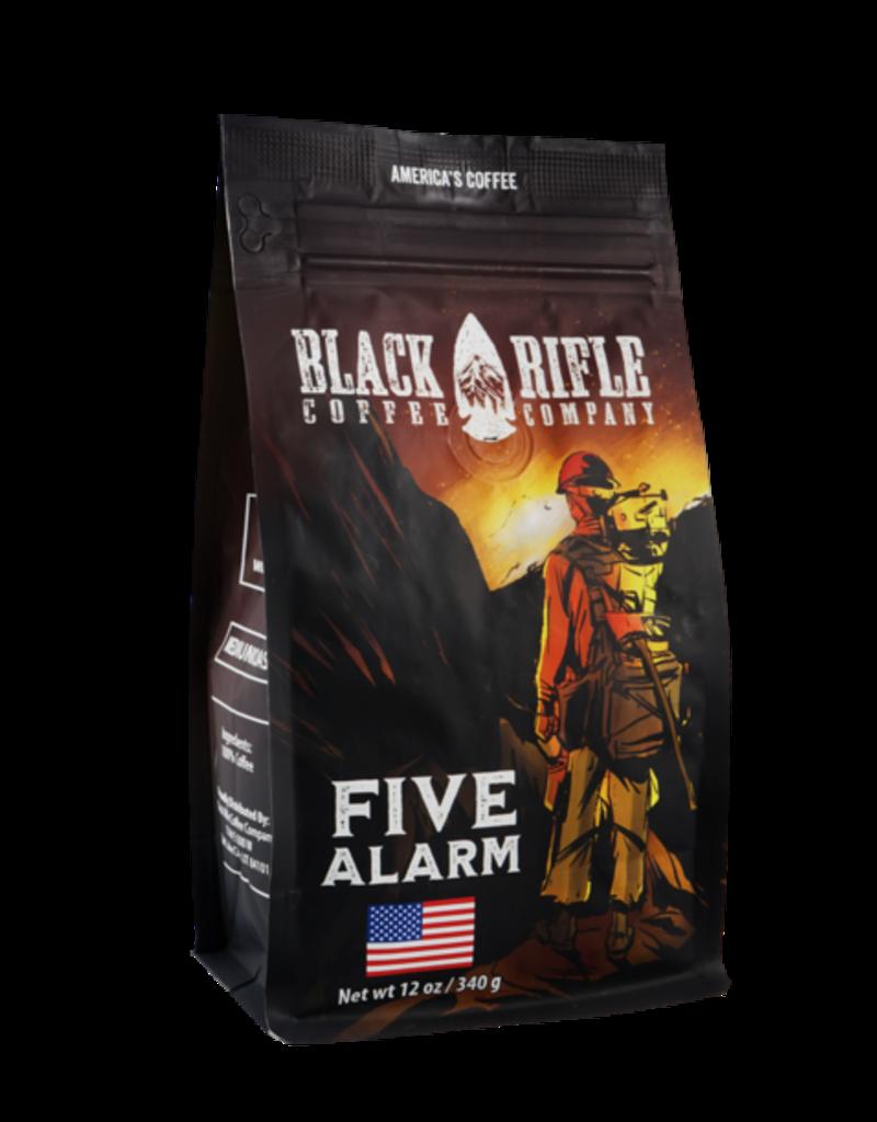 Black Rifle Coffee Black Rifle Cofee FA Five Alarm whole beans (medium roast)
