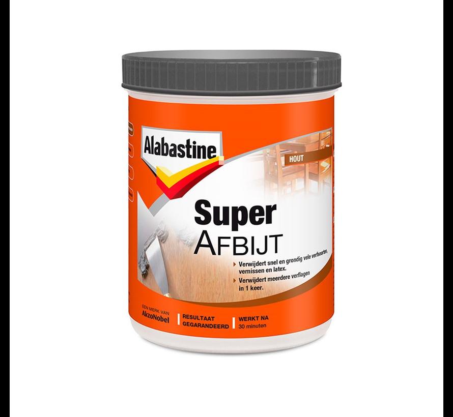 Superafbijt MCV