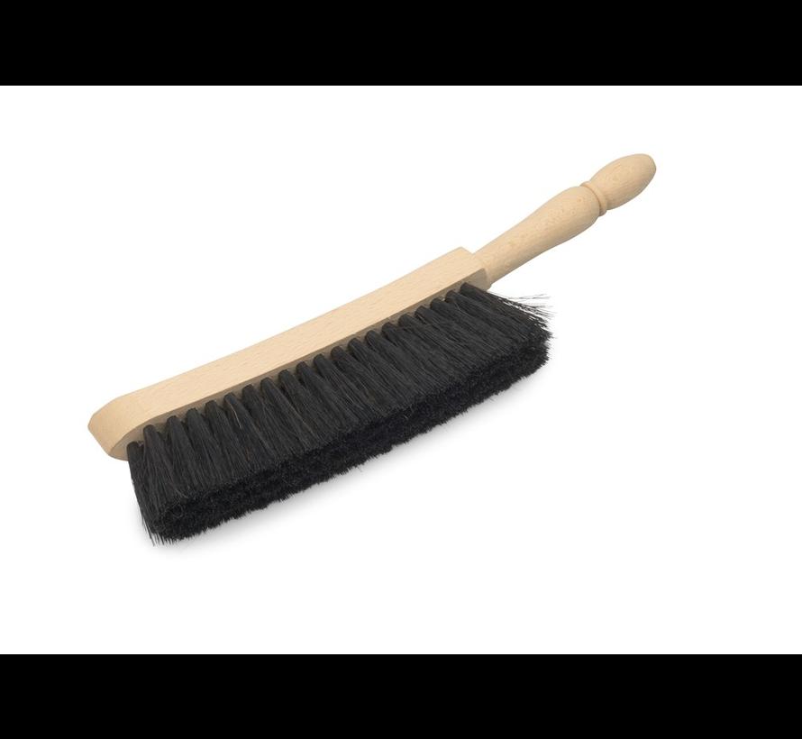 Behangborstel Zwart Haar