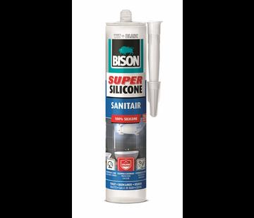Bison Super Siliconenkit Sanitair