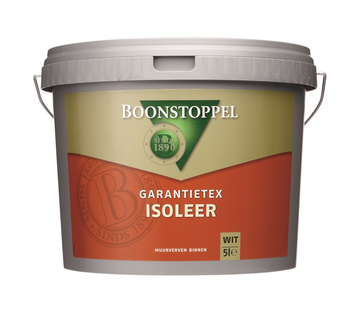 Boonstoppel Garantie Tex Isoleer