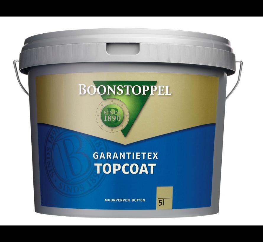 Garantie Tex Topcoat