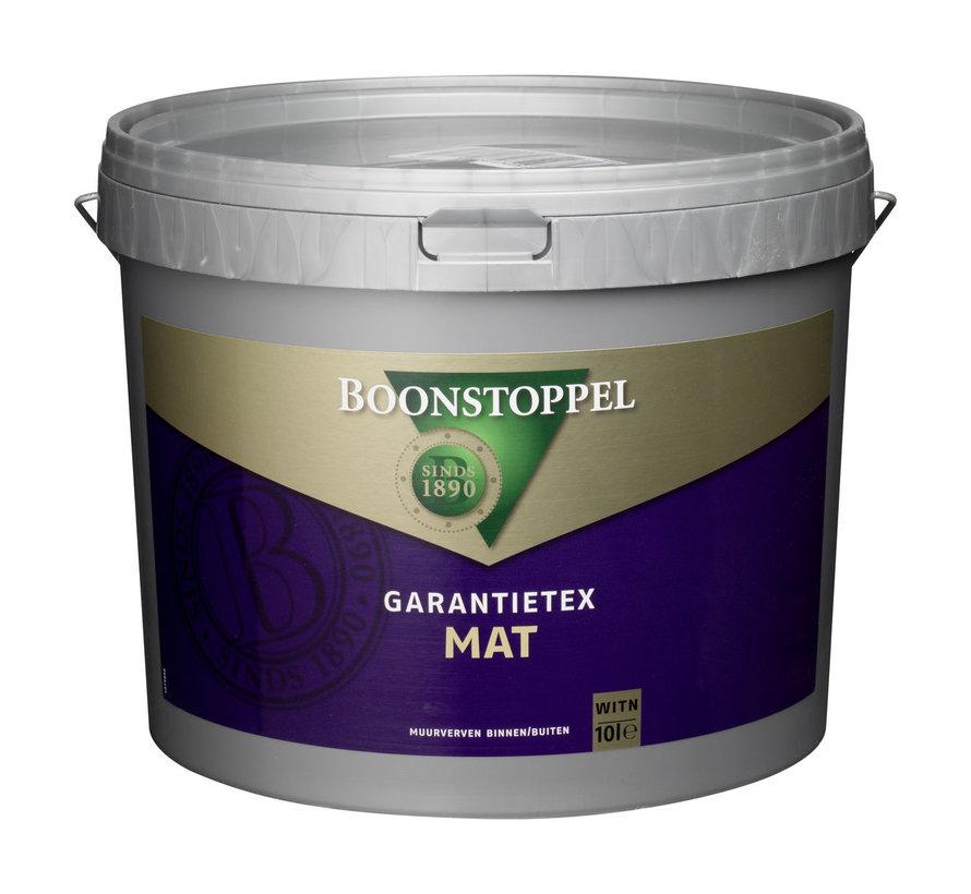 Garantietex Mat   Muur- en Plafondverf