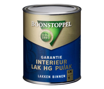 Boonstoppel Garantie Interieur Lak Hoogglans PU/AK