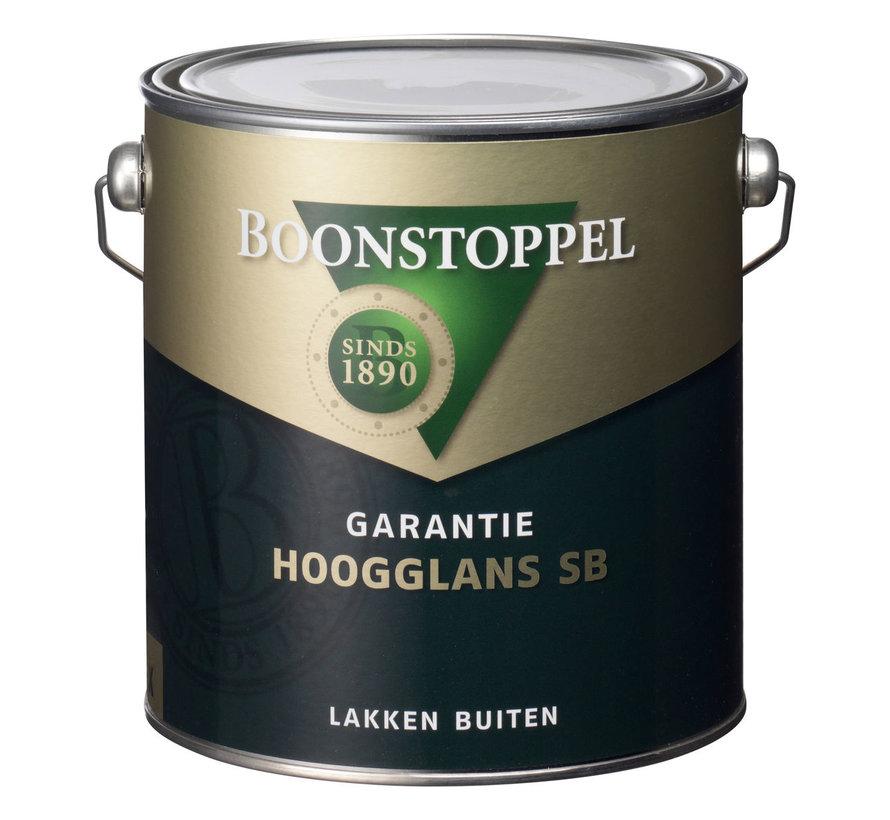 Garantie Hoogglans SB