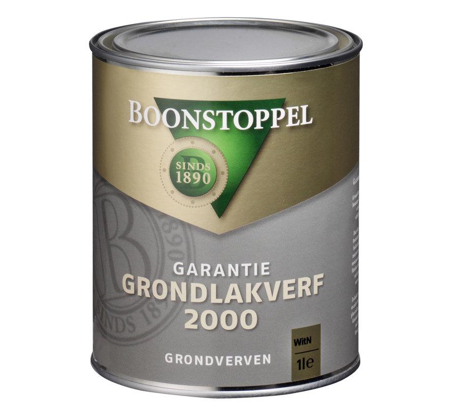 Garantie Grondlak 2000