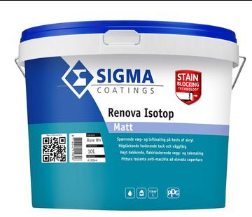 Sigma Renova Isotop Matt