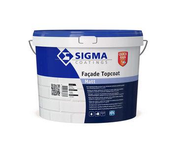 Sigma Facade Topcoat Matt QRR