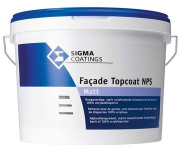 Sigma Facade Topcoat NPS Matt