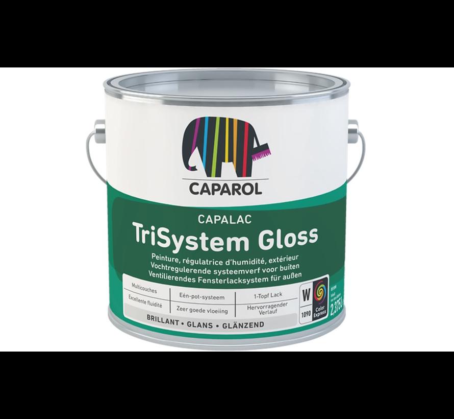 Capalac Trisystem Gloss   Hoogglans Eén-pot-systeem