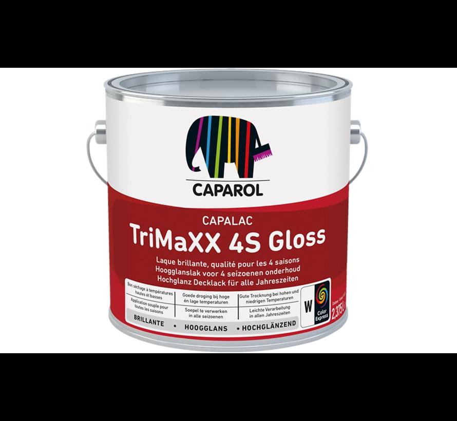 Capalac Trimaxx 4S Gloss   Hoogglans Buitenlak