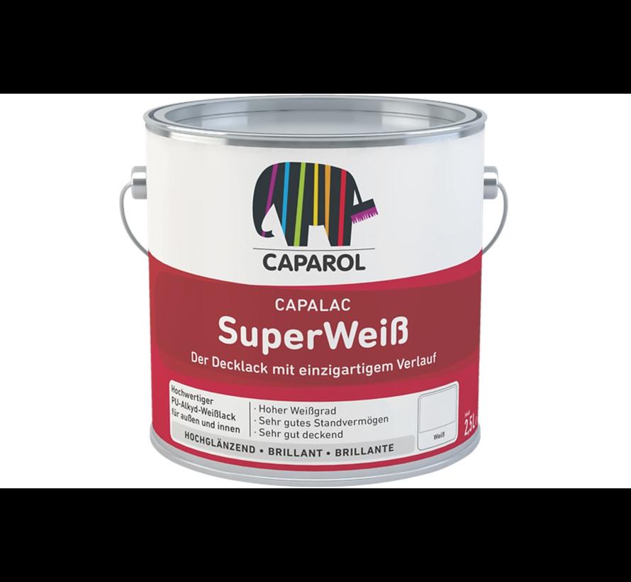 Capalac Superweiss | Hoogglans Buitenlak