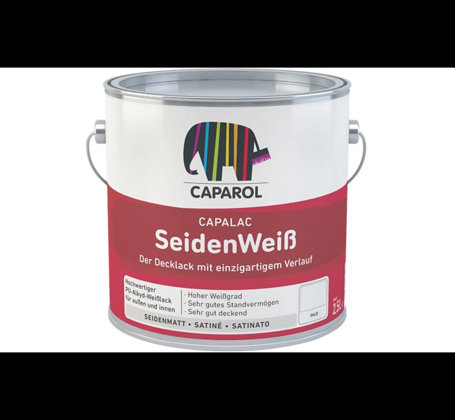 Capalac Seidenweiss | Zijdeglans Buitenlak