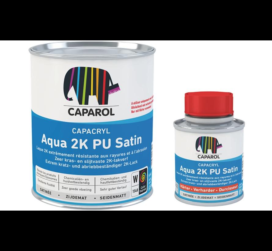 Capacryl Aqua 2K PU Satin