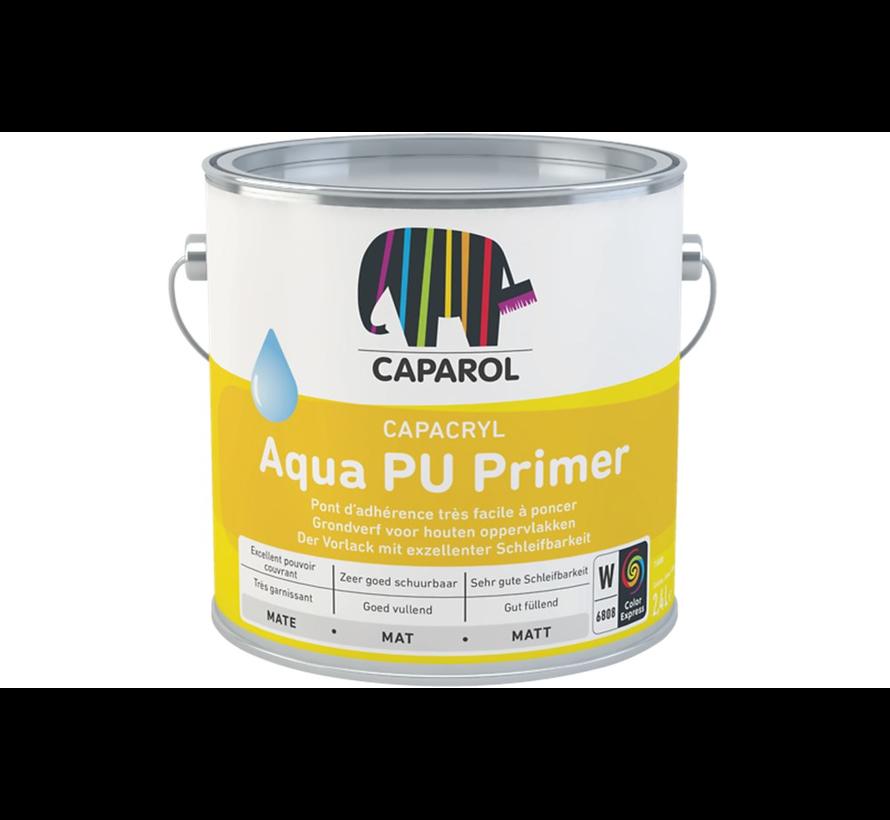 Capacryl Aqua PU Primer | Grondverf Binnen & Buiten