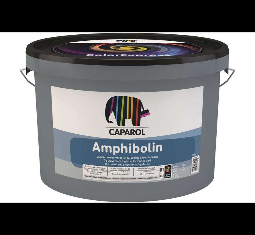Amphibolin | Zijdeglans Gevelverf
