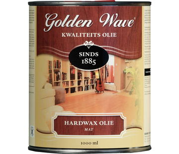 Golden Wave Hardwaxolie Mat