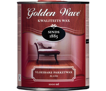 Golden Wave Vloer Parketwax