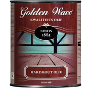 Golden Wave Hardhout Olie