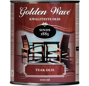 Golden Wave Hardhout Teak Olie