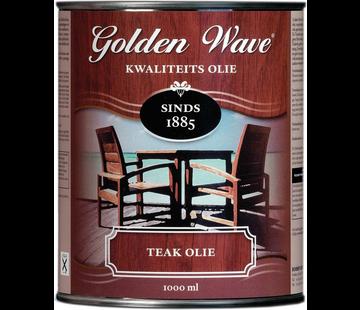 Golden Wave Hardhout Teak Olie