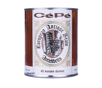 Cepe Beitsen Antiekbeits 45 Kersen Donker