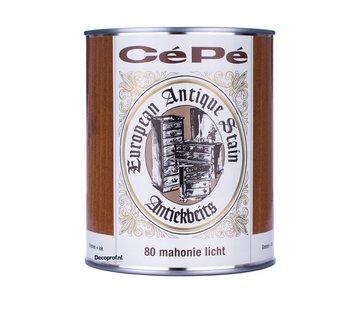 Cepe Beitsen Antiekbeits 80 Mahonie Licht