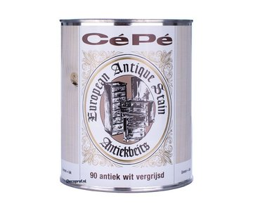Cepe Beitsen Antiekbeits 90 Antiek Wit Vergrijsd