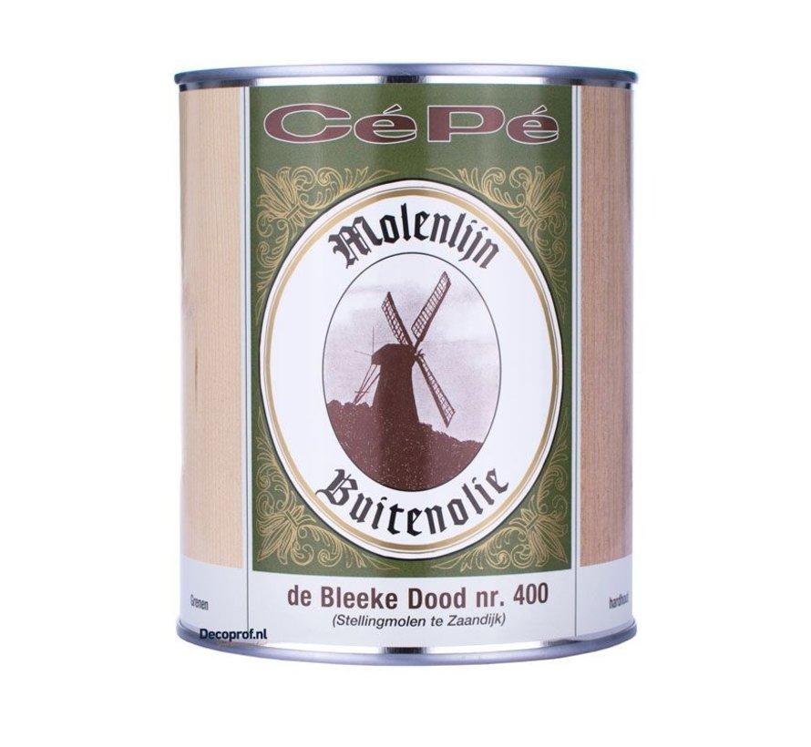 Molenlijn Buitenolie 400 De Bleeke Dood