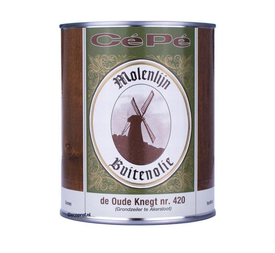 Molenlijn Buitenolie 420 De Oude Knegt