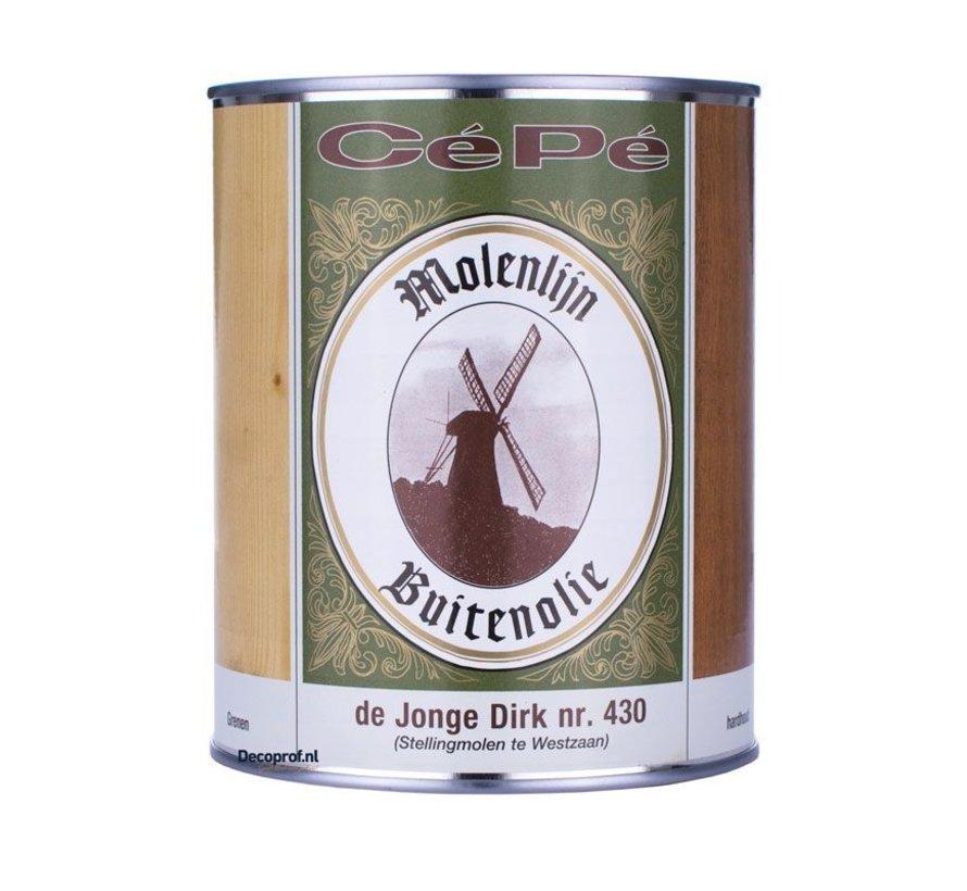 Molenlijn Buitenolie 430 De Jonge Dirk