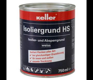 Keller Isoleergrond Hs Wit