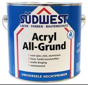 Sudwest Acryl Allgrund Grijs