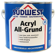 Sudwest Acryl Allgrund Zwart