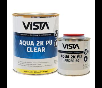 Vista Aqua 2K Pu Clear Glans