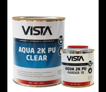 Vista Aqua 2K Pu Clear Extramat