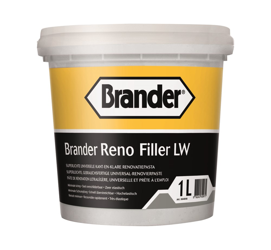 Reno Filler LW | Lichtgewicht Vulmiddel