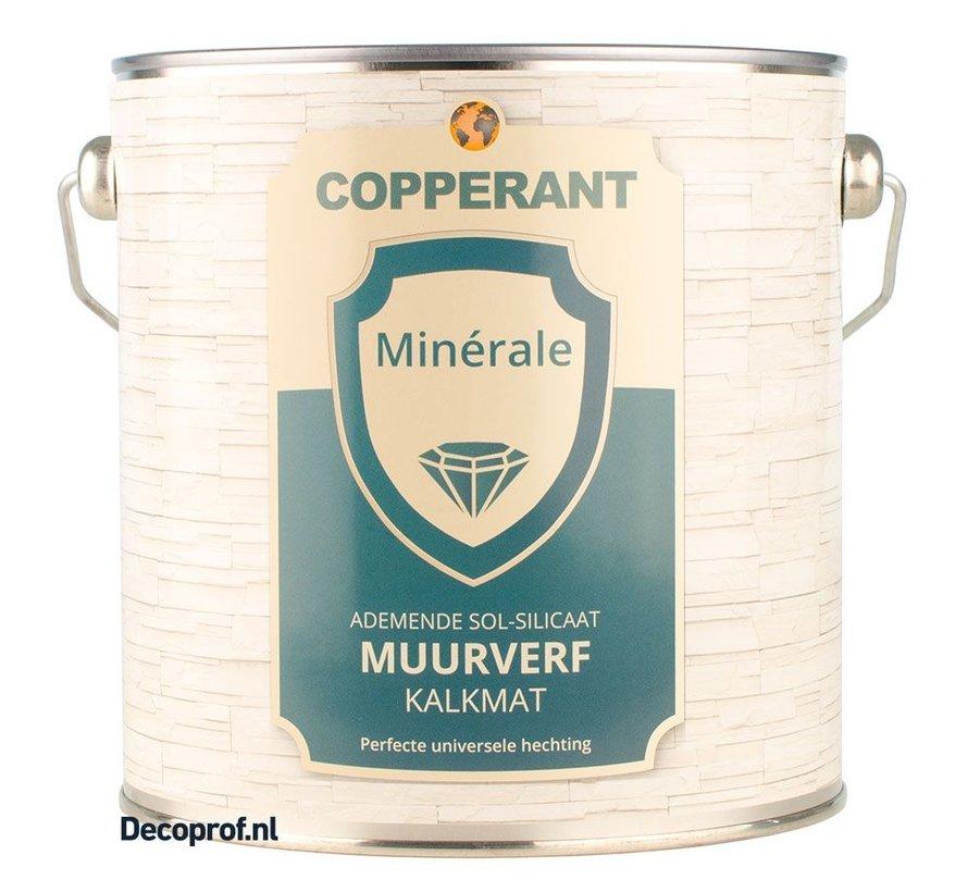 Pura Minerale Muurverf Kalkmat