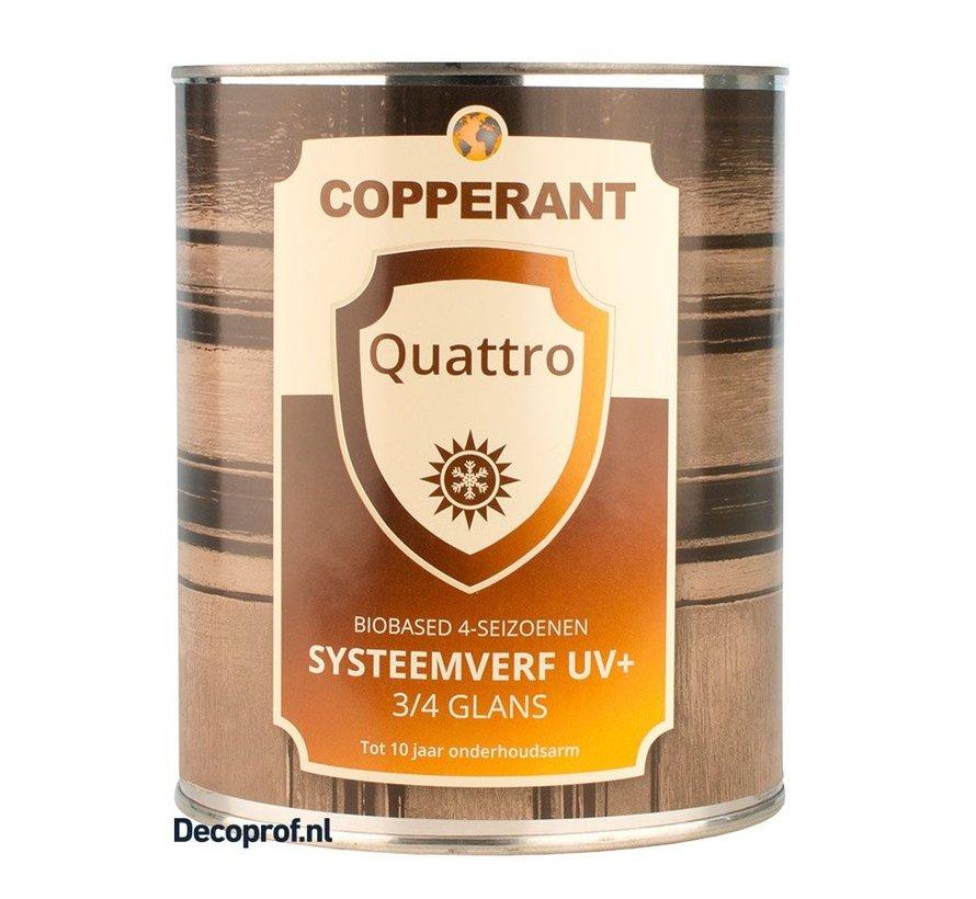 Quattro Systeemverf UV+