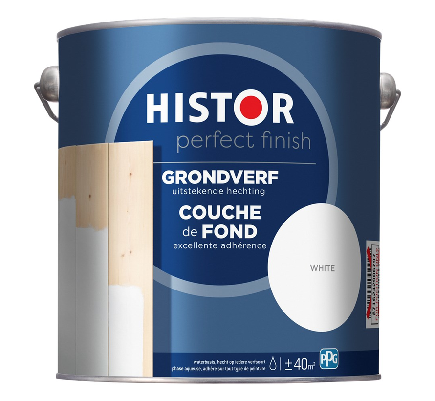 Perfect Finish Grondverf Wit